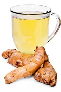 Ginger, an anti-inflammatory superfood