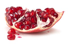 A beautiful, anti-inflammatory pomegranate