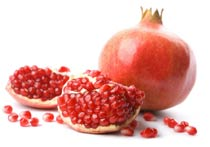 Pomegranates, one of Nickie's favorite anti-inflammatory foods